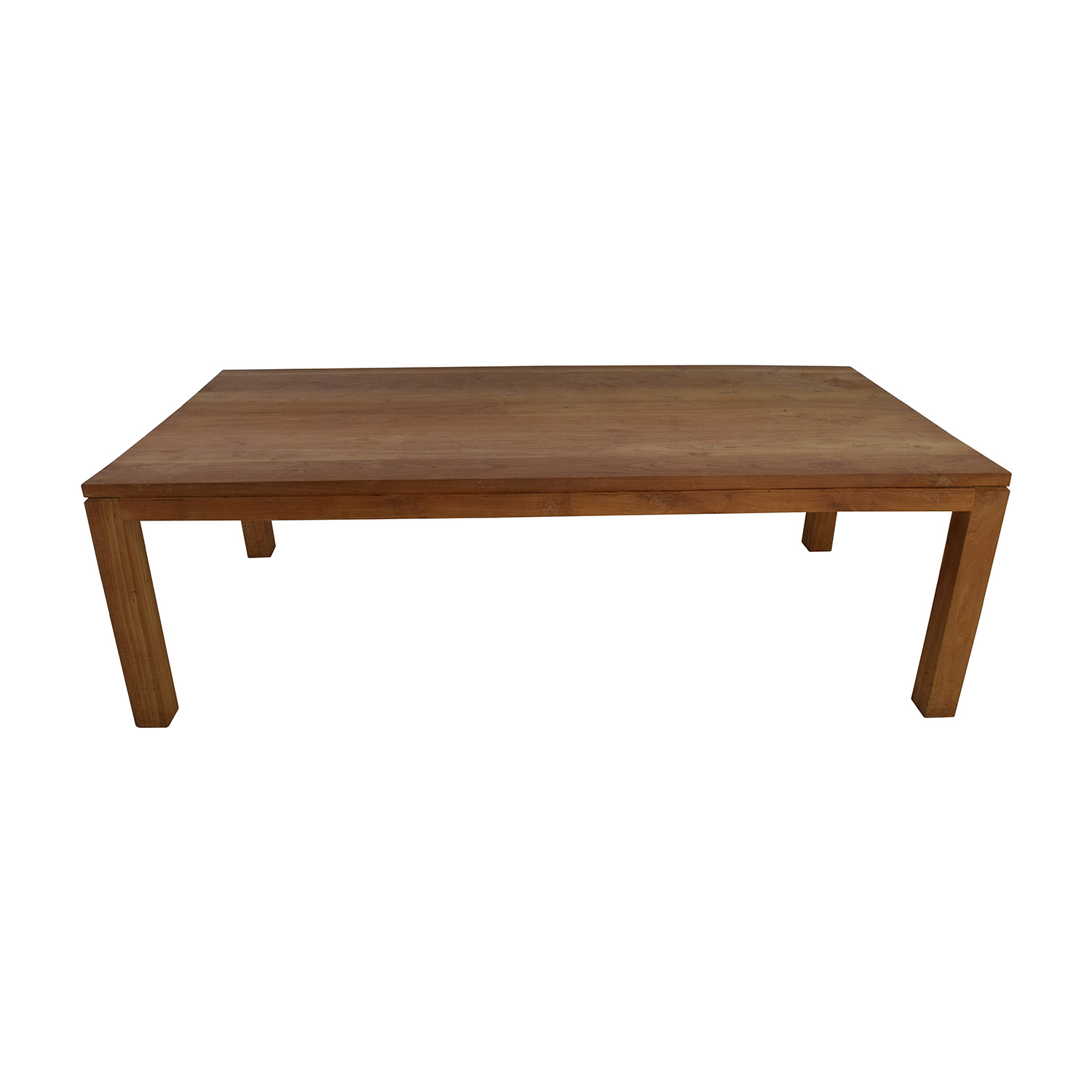 Crate and Barrel Crate and Barrel Wood Conference Table coupon