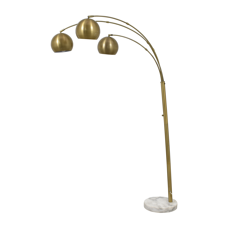 Three Orb Floor Lamp / Lamps