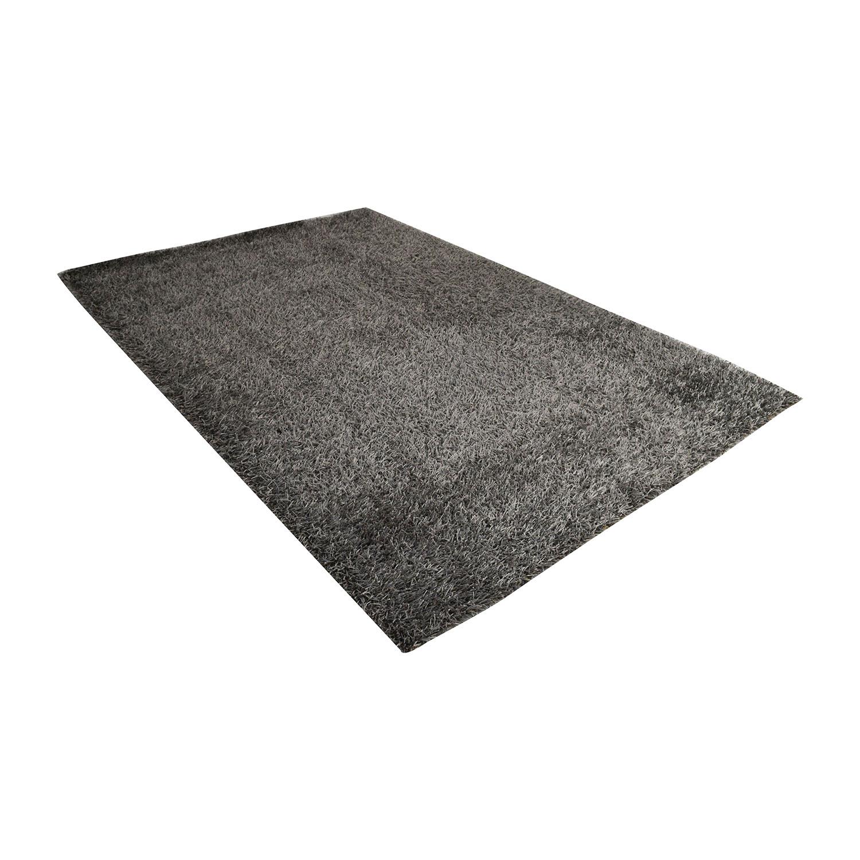 81 off maison corbeil canada mason corbeil canada grey shag rug decor for Maison corbeil chaise bercante