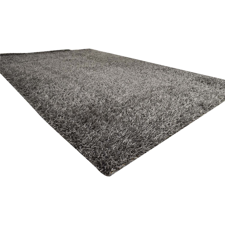 Mason Corbeil Canada Grey Shag Rug / Rugs