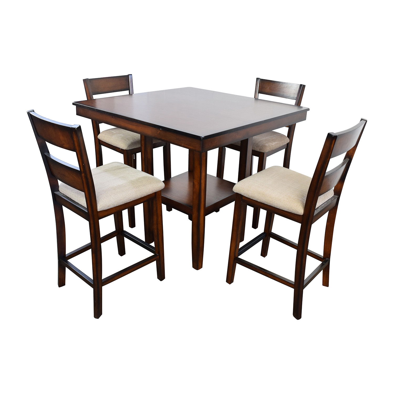 Magnificent 66 Off Macys Macys Branton 5 Pc Counter Height Dining Set Tables Forskolin Free Trial Chair Design Images Forskolin Free Trialorg