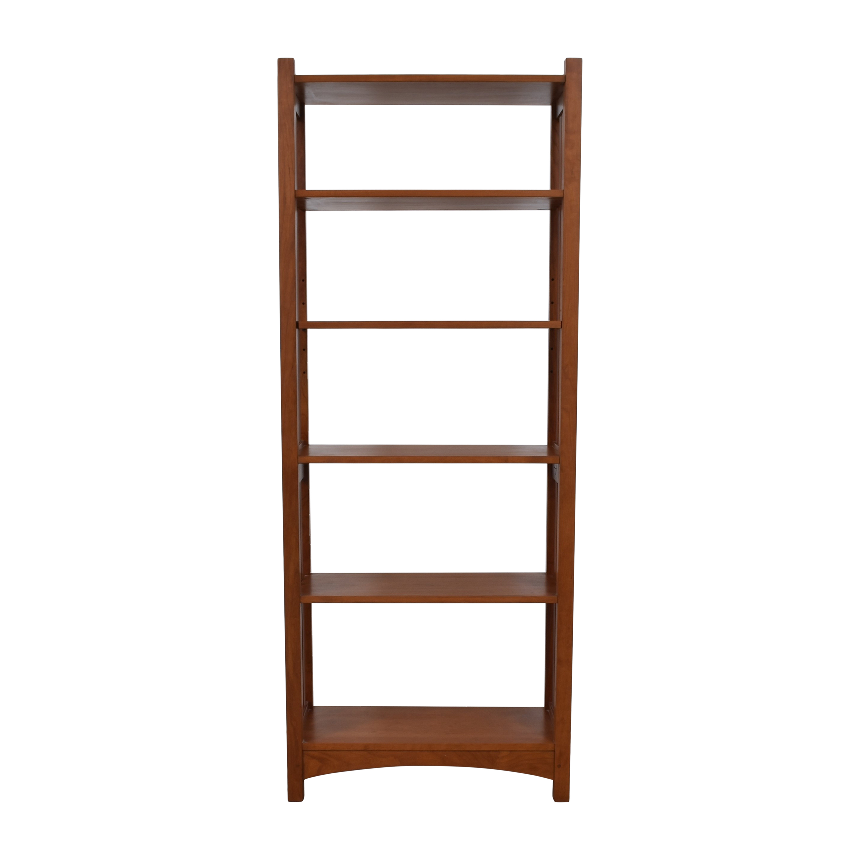 Stickley Furniture Stickley Mission Collection Spindle Open Bookcase discount