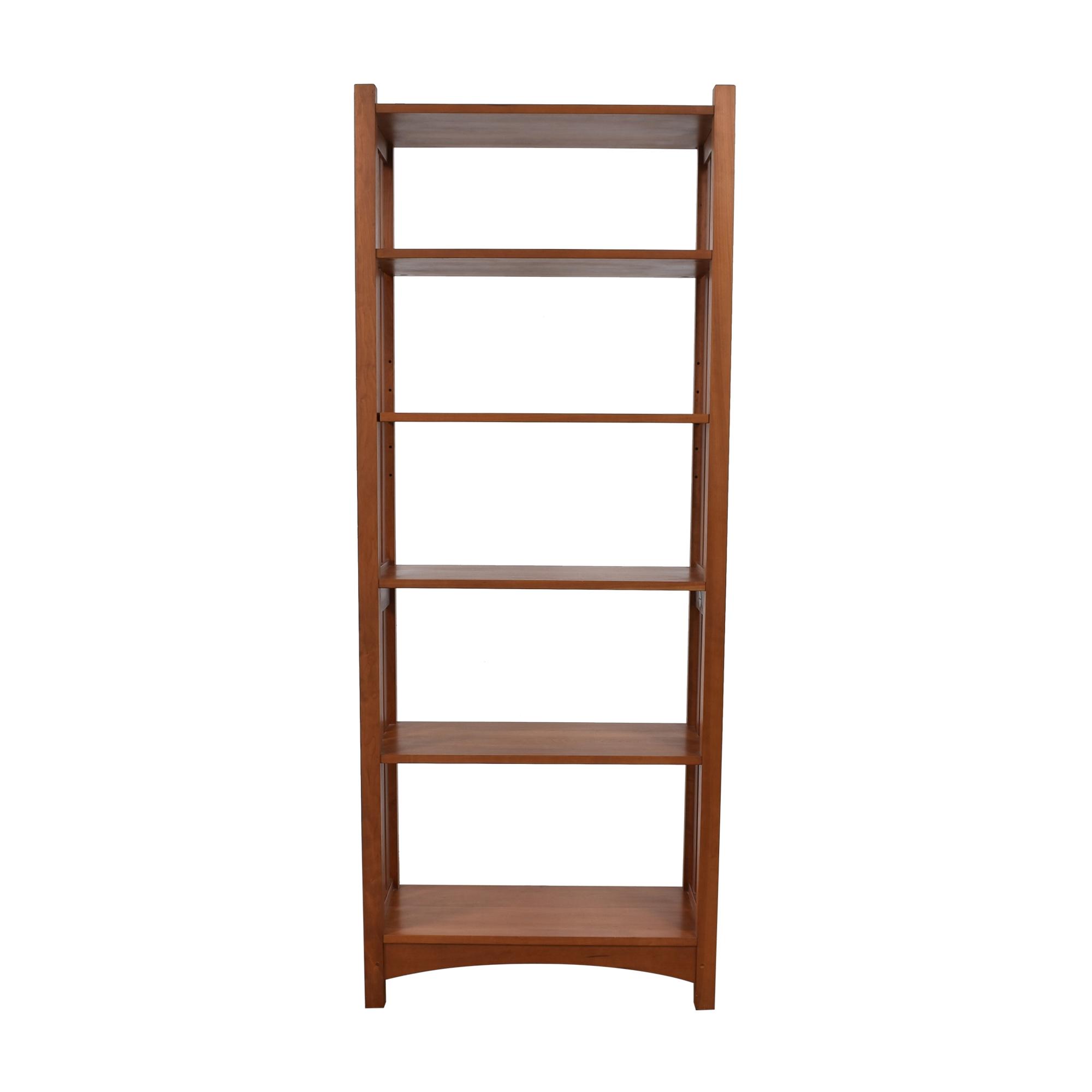 Stickley Furniture Stickley Mission Collection Open Bookcase ma