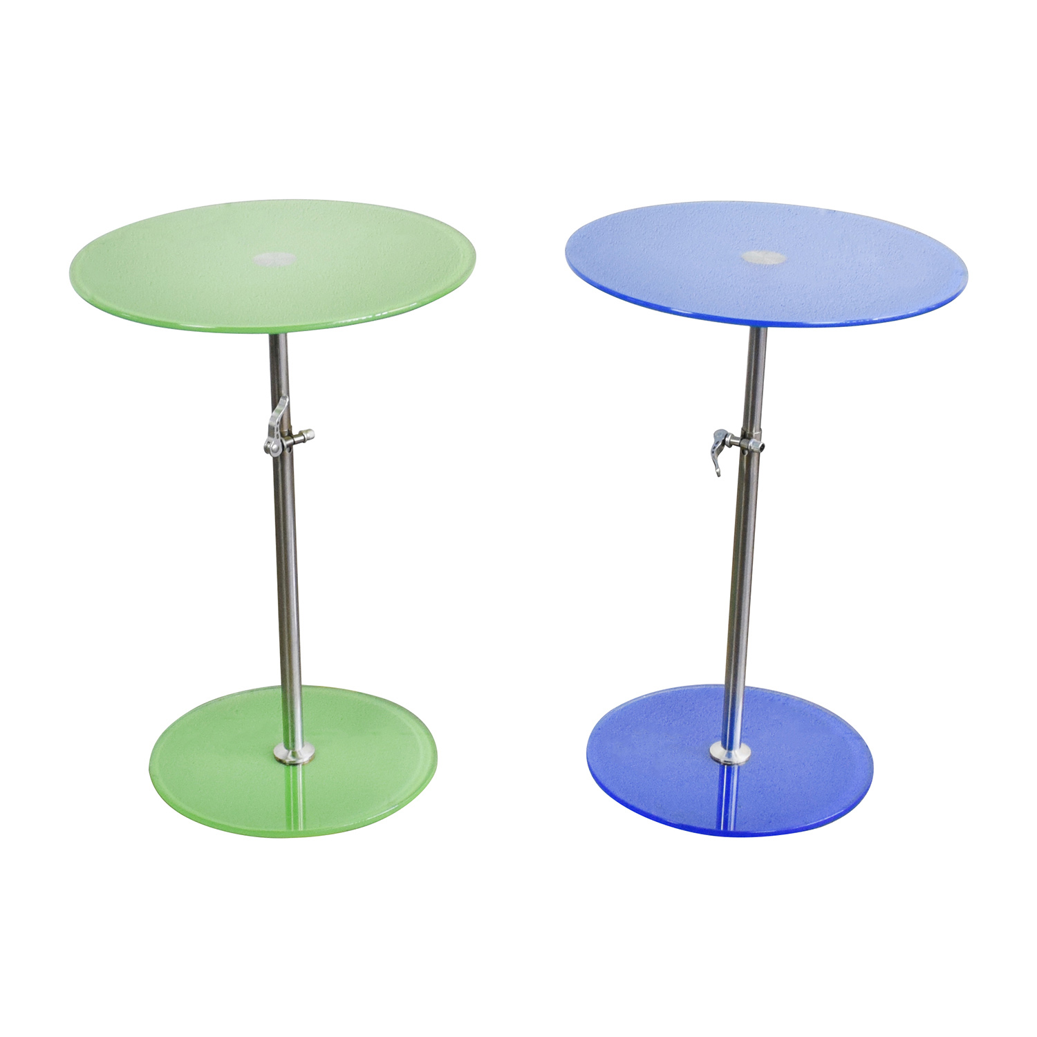 shop  Modern Round Glass End Tables online