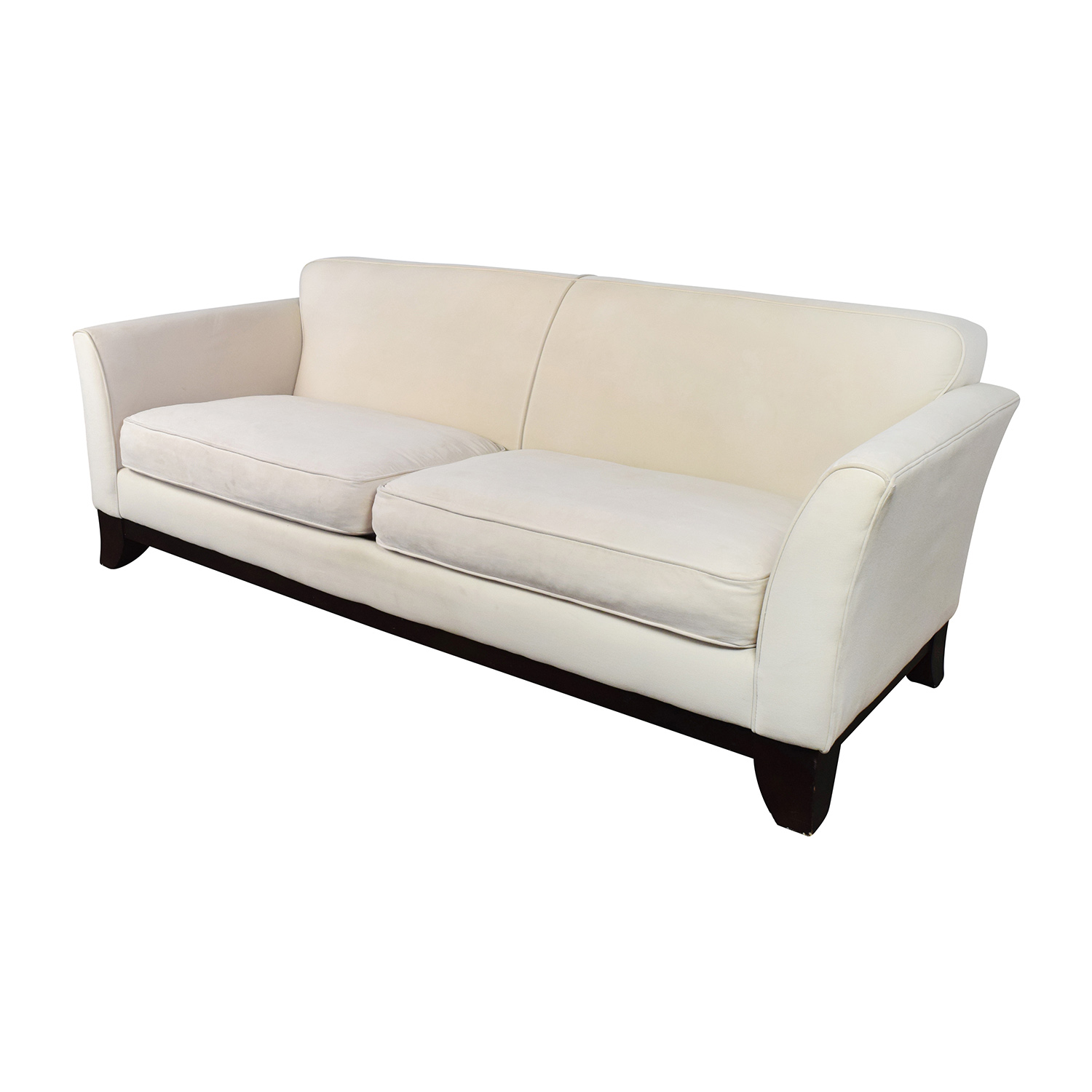 90 OFF Pottery Barn Pottery Barn Cream Couch Sofas : pottery barn cream couch from furnishare.com size 1500 x 1500 jpeg 219kB