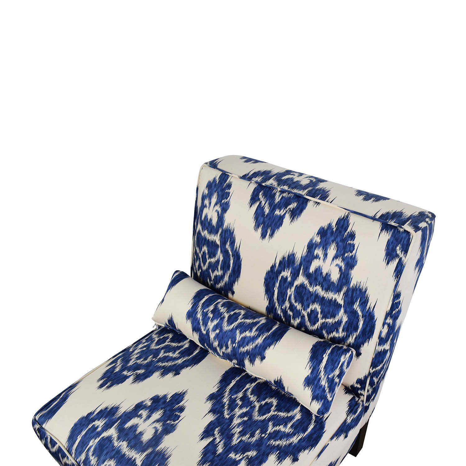 Fantastic 52 Off Overstock Overstock Blue And White Accent Chair Chairs Machost Co Dining Chair Design Ideas Machostcouk