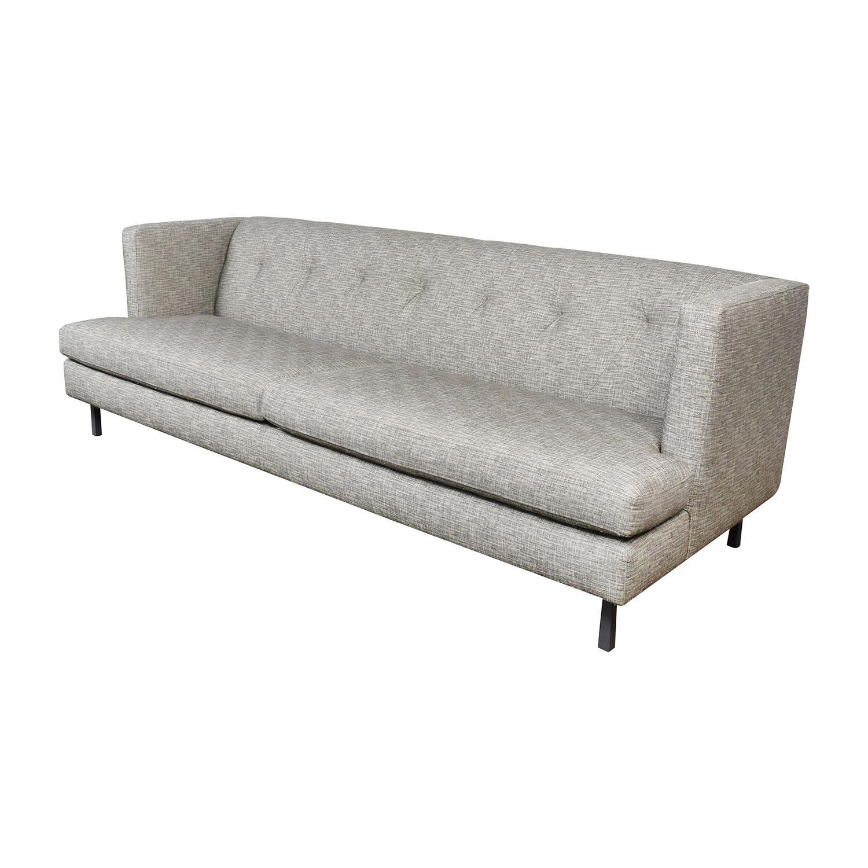 Lovely sofa Bed Cb2