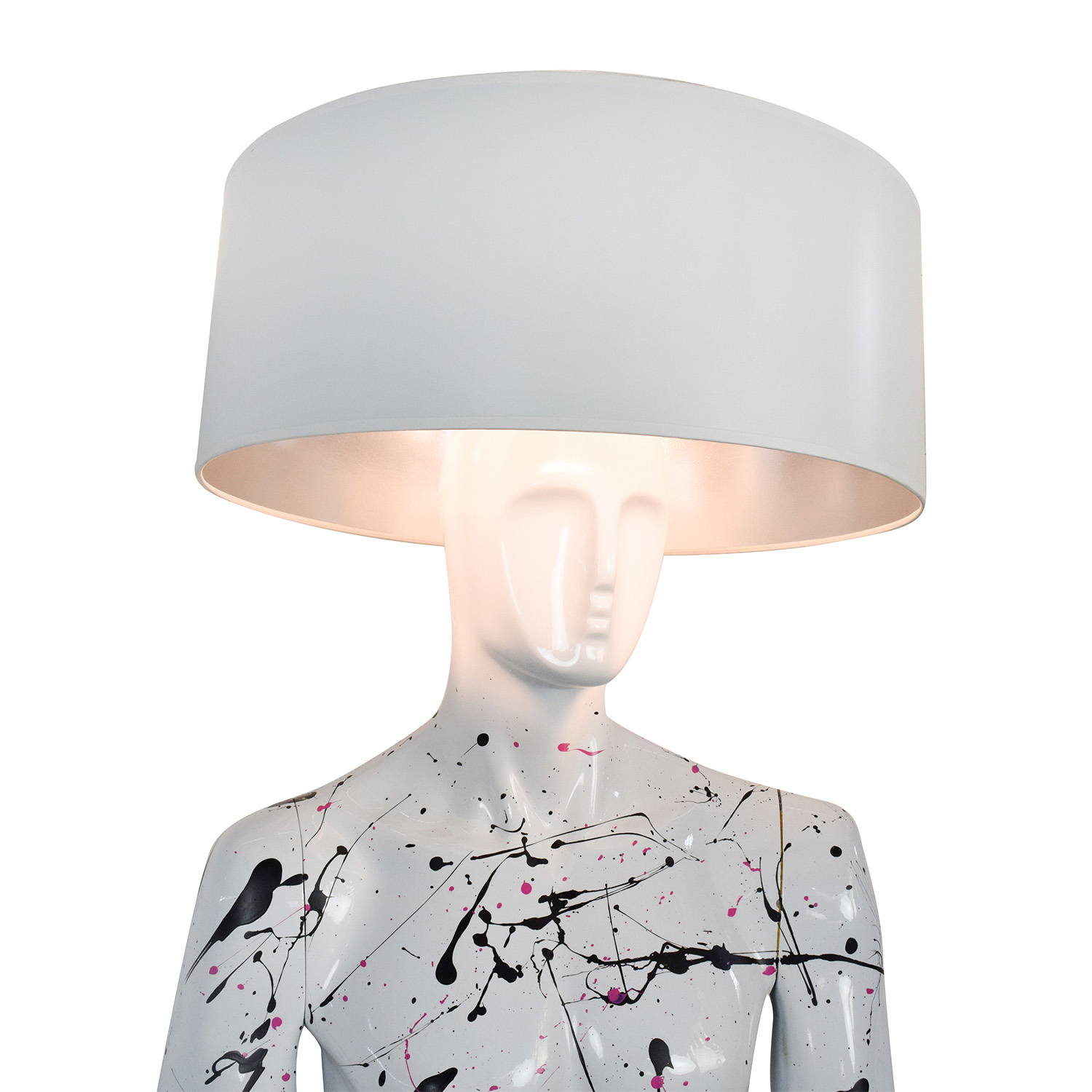 made a amputee sale his auction severed leg ebay man lap unclick sell scuttles won t this from lamp let