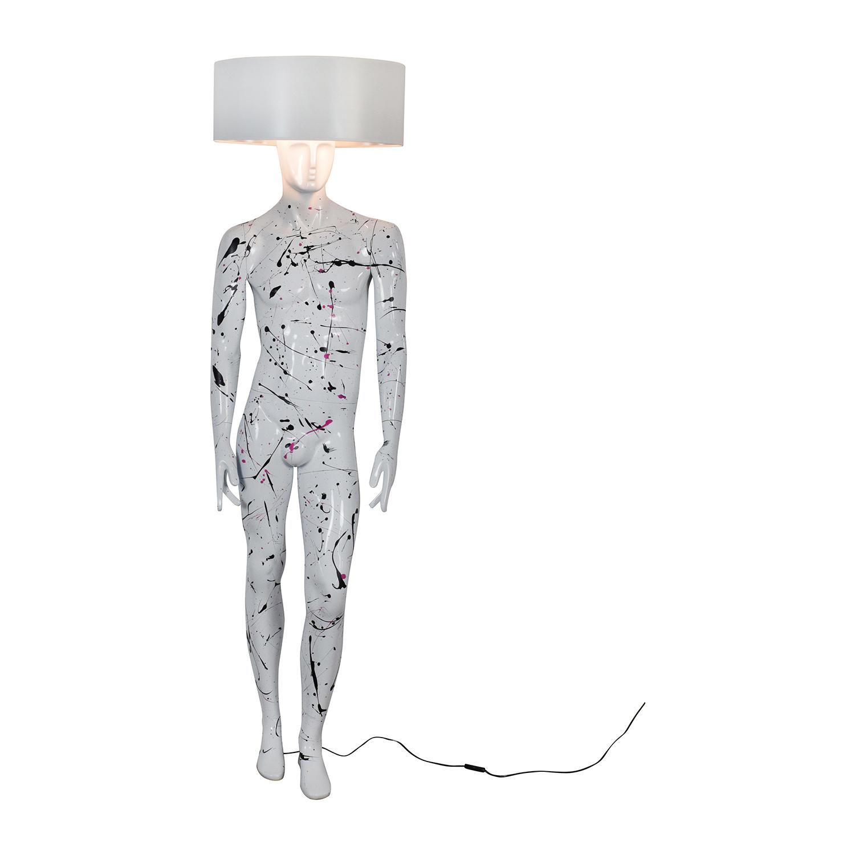 Artist Kilu Mannequin Lamp / Lamps