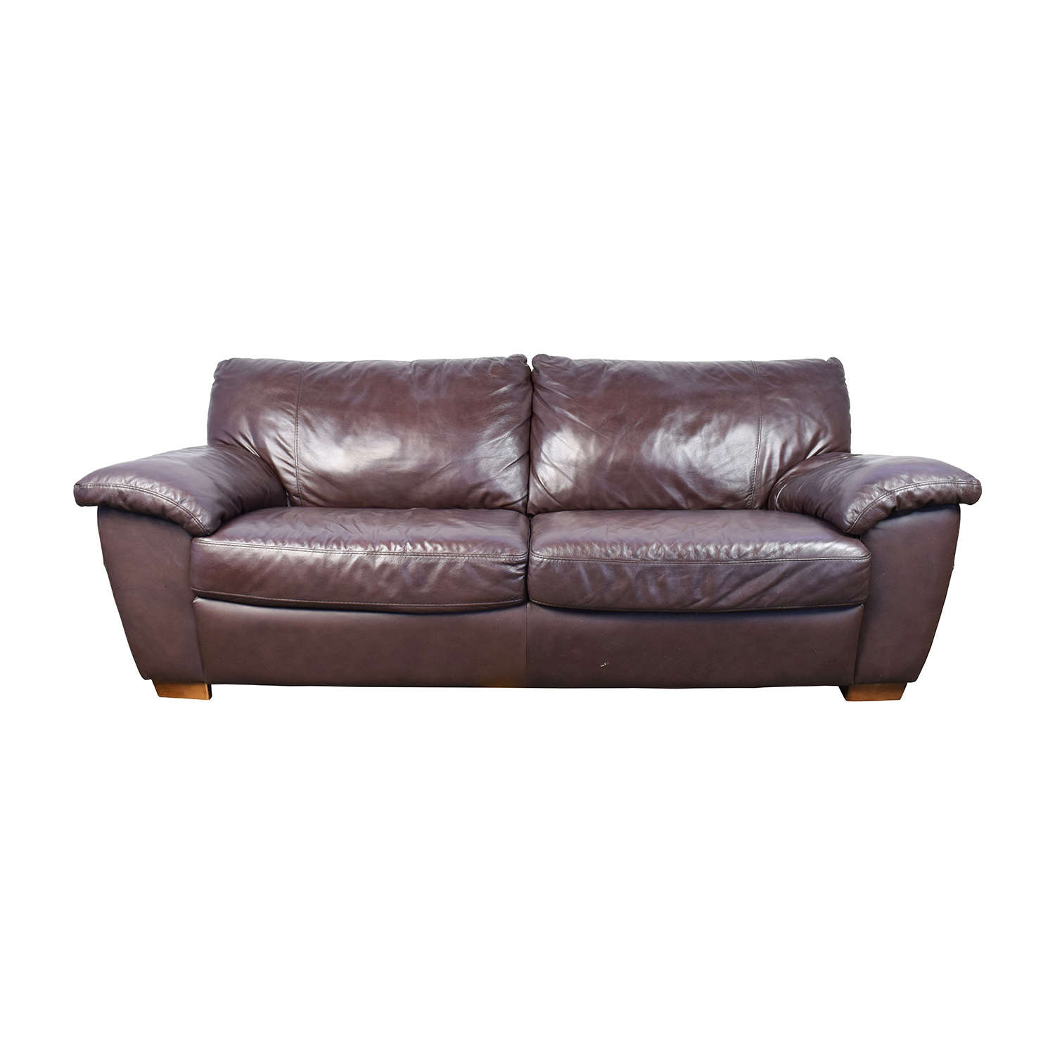 Espresso Leather Couch nj