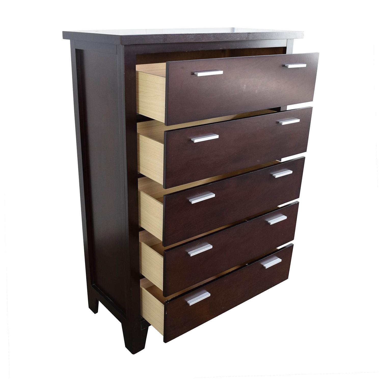 60 Off Ashley Furniture Ashley Furniture Dark Wood 5