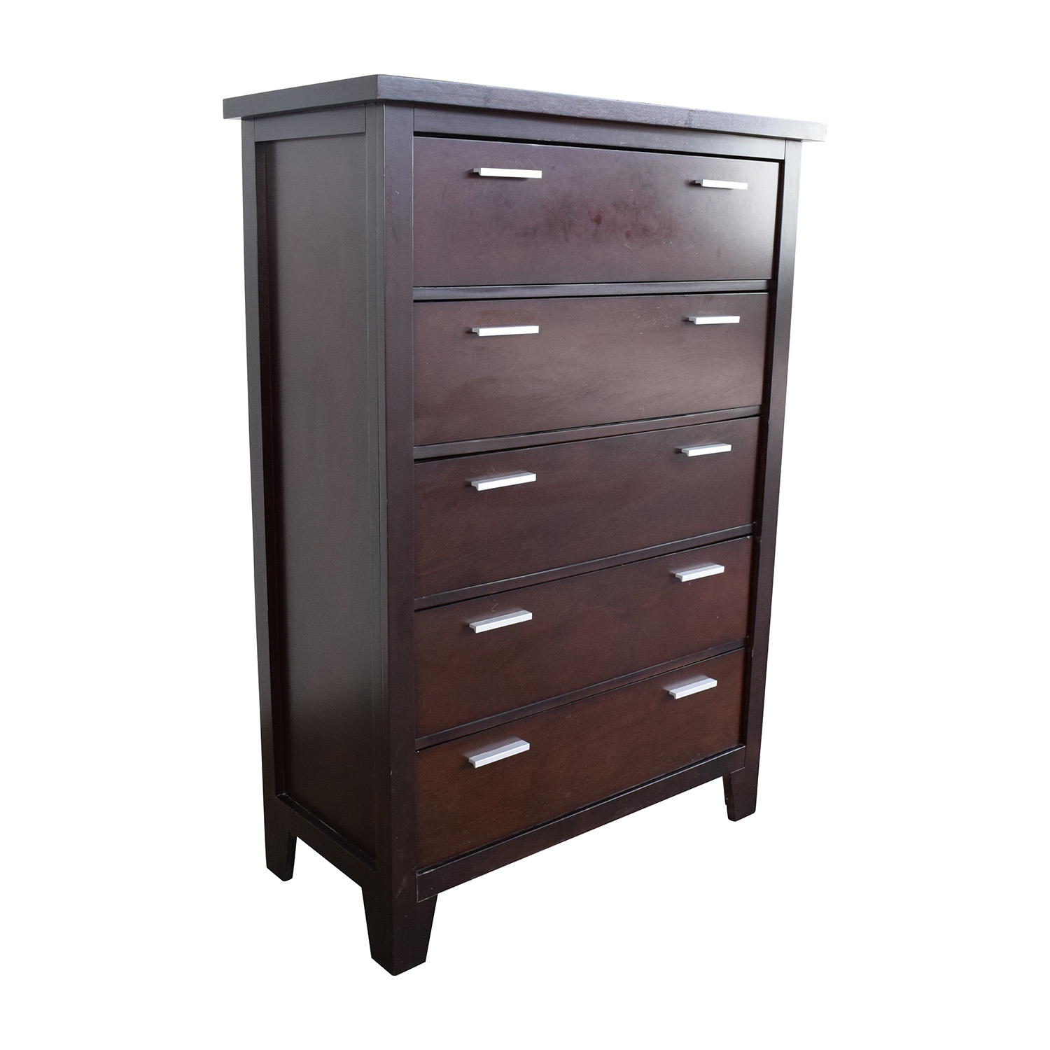 60 off ashley furniture ashley furniture dark wood 5 for Dark wood furniture
