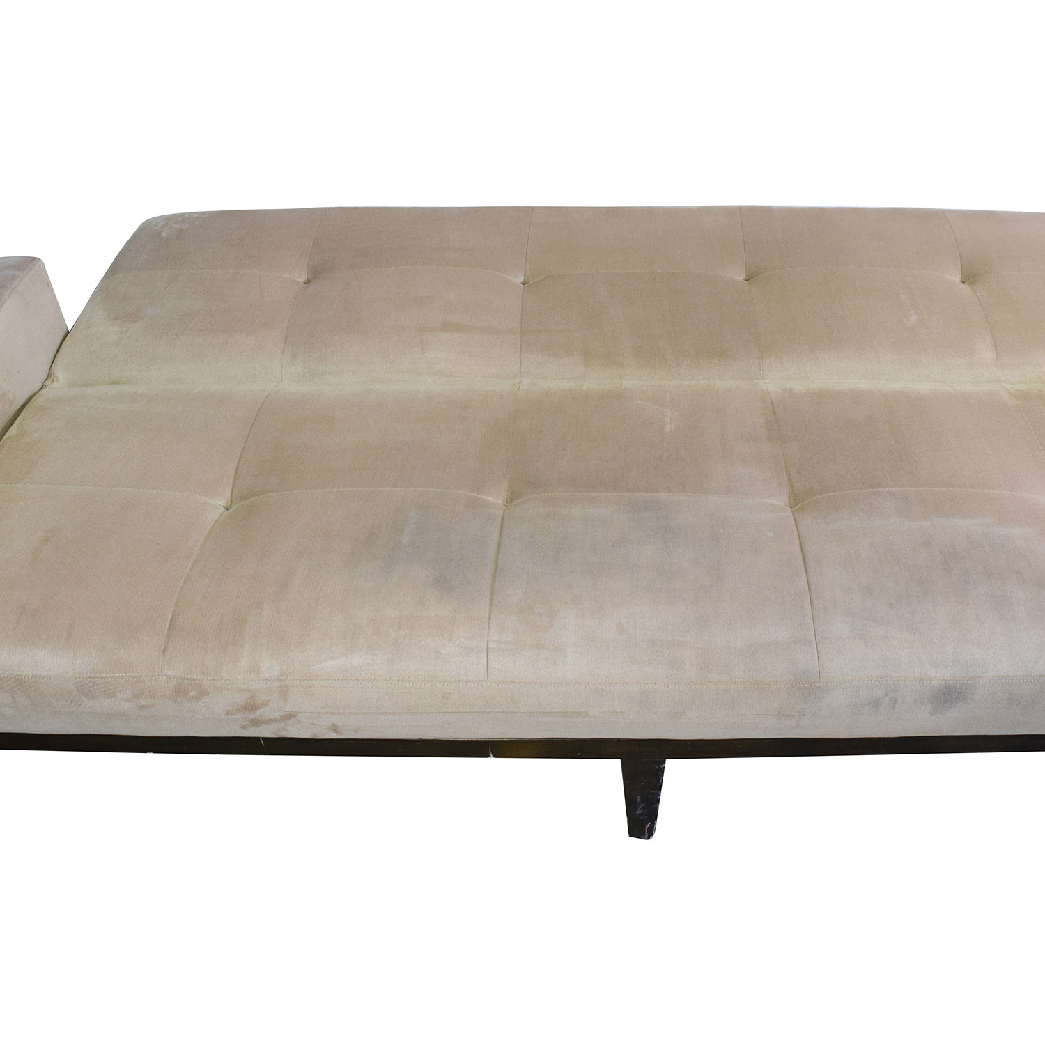crate and barrel crate  u0026 barrel beige tufted futon sofa bed price 82  off   crate and barrel crate  u0026 barrel beige tufted futon sofa      rh   furnishare