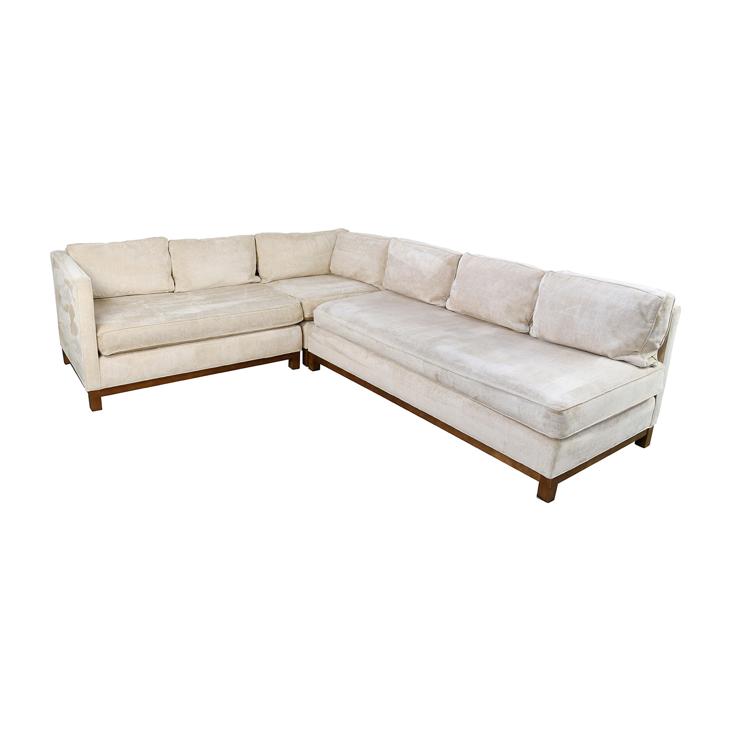 76 off mitchell gold and bob williams mitchell gold for 76 sectional sofa
