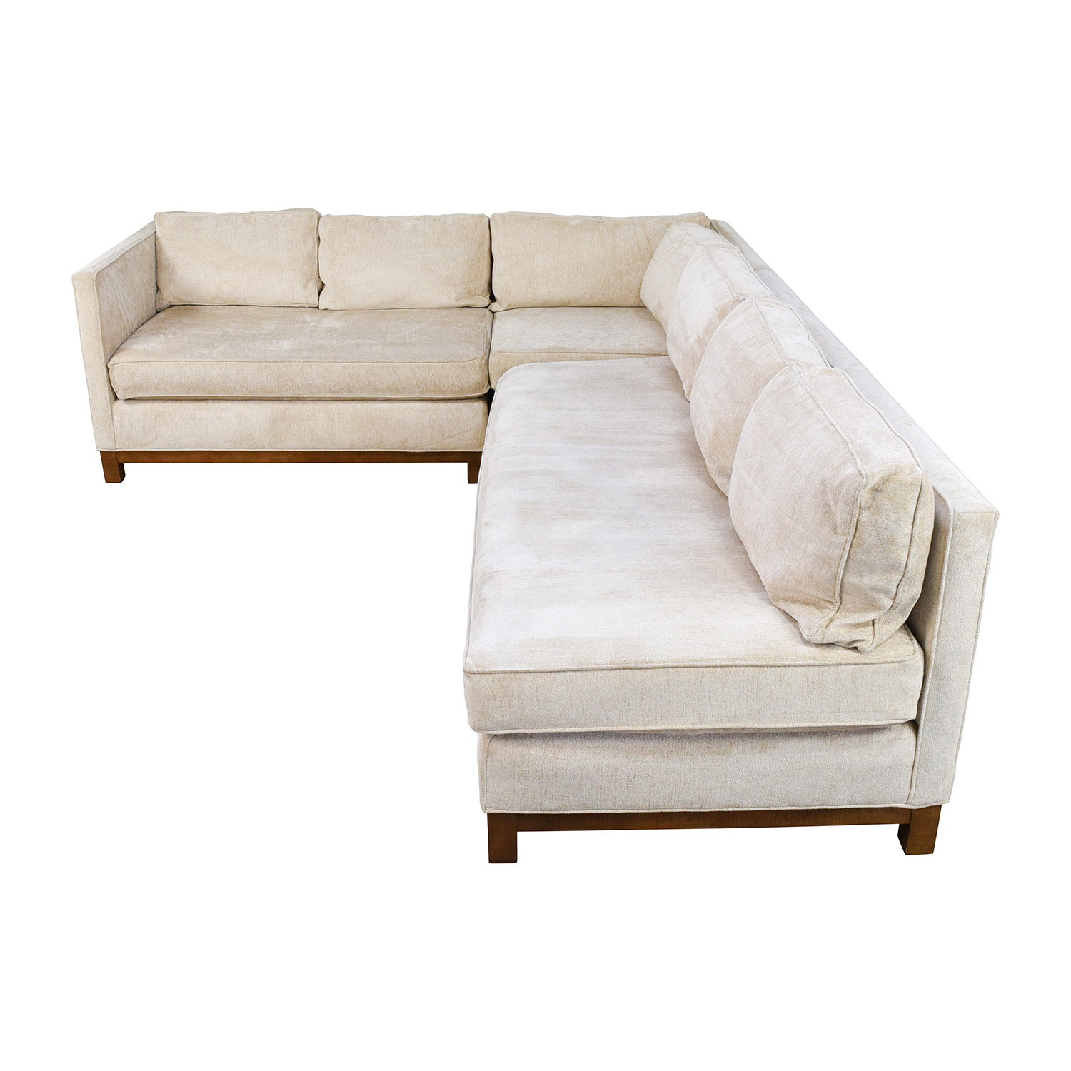 Mitchell Gold and Bob Williams Mitchell Gold + Bob Williams Clifton Collection Sectional nyc