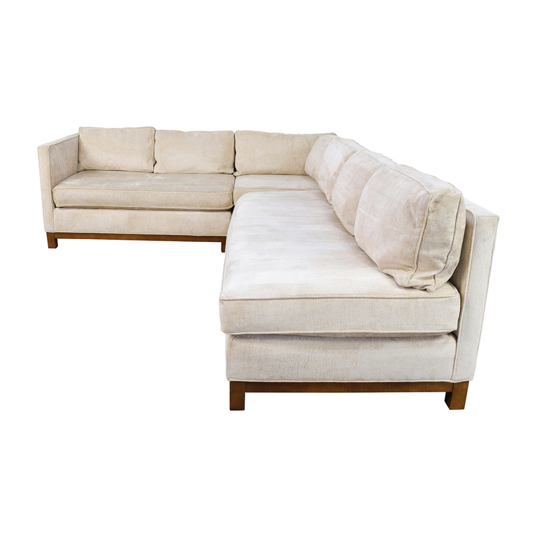 buy Mitchell Gold and Bob Williams Mitchell Gold + Bob Williams Clifton Collection Sectional online