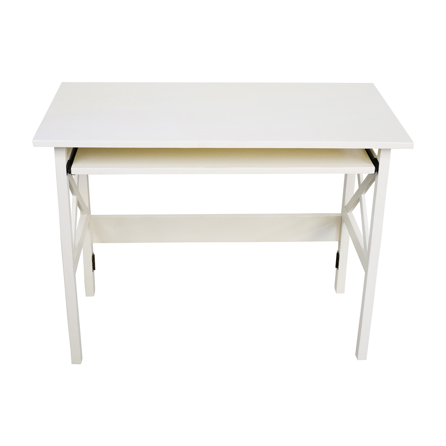 West Elm West Elm White  Desk for sale