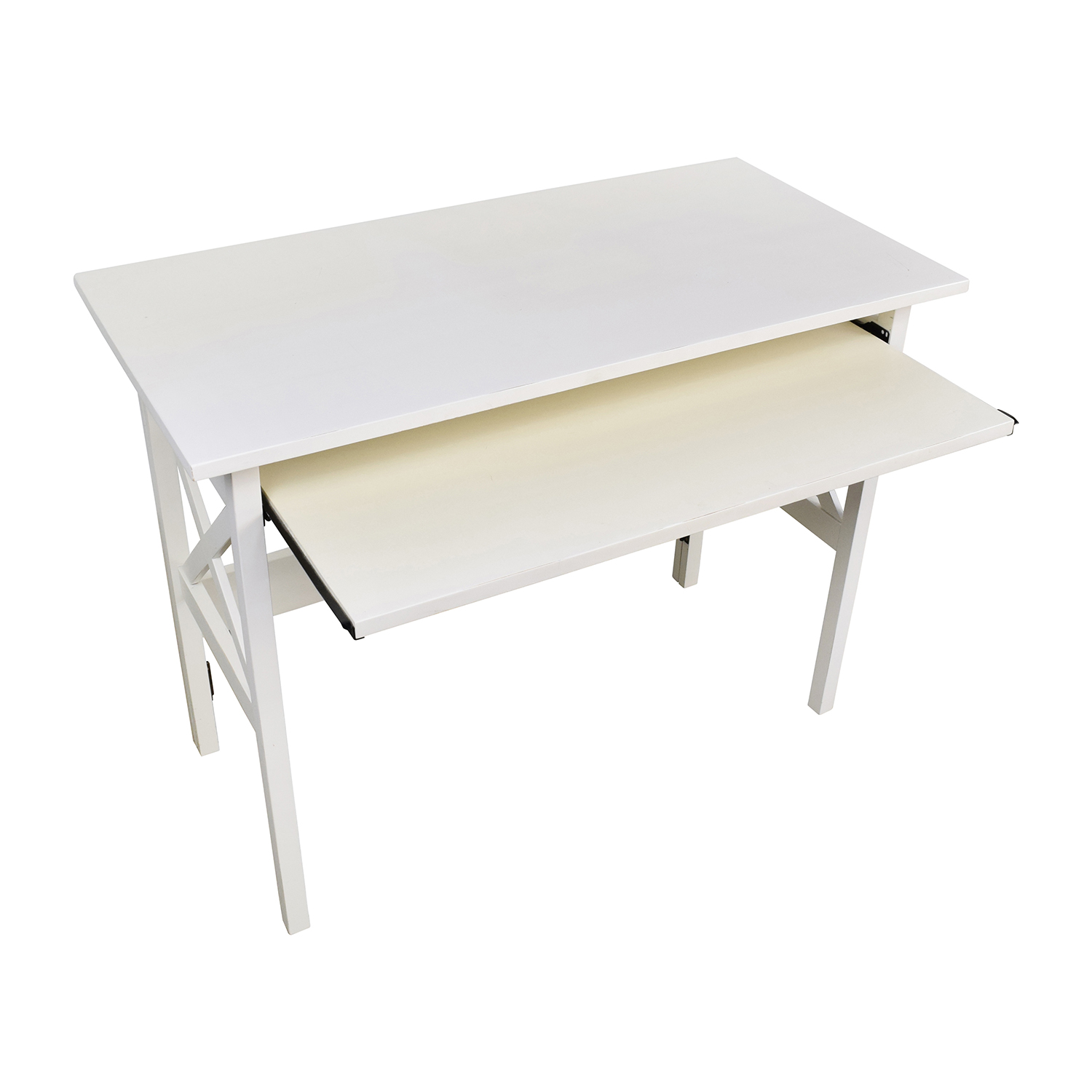 buy furniture tables home office desks west elm white