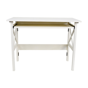 West Elm West Elm White  Desk nj