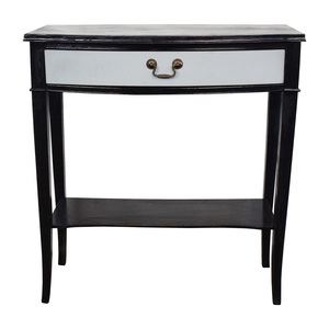 Etsy Etsy Vintage Black and Grey Console Table discount