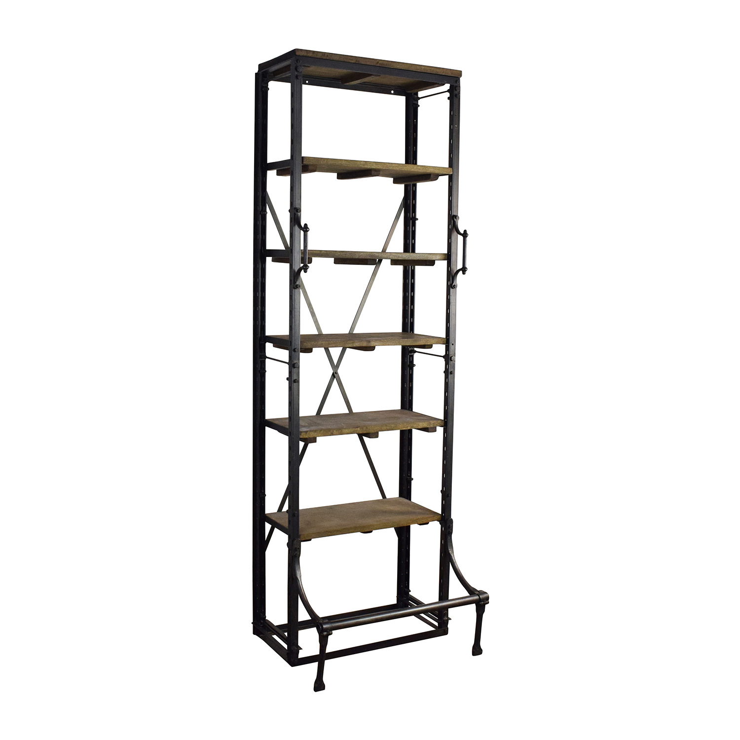 shop Restoration Hardware 20th Century French Library Shelving Restoration Hardware Storage