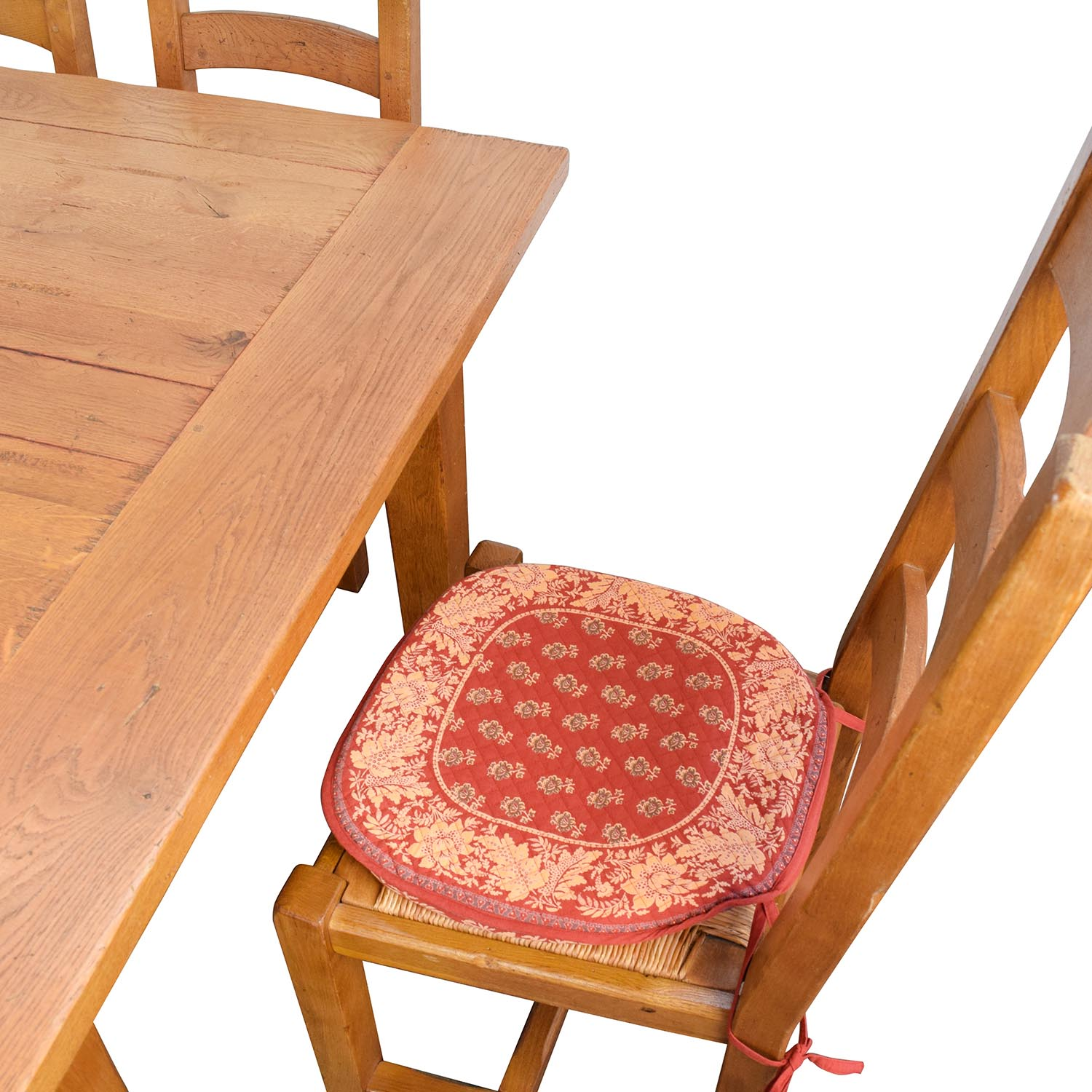 Second Hand Wood Dining Table And Chairs