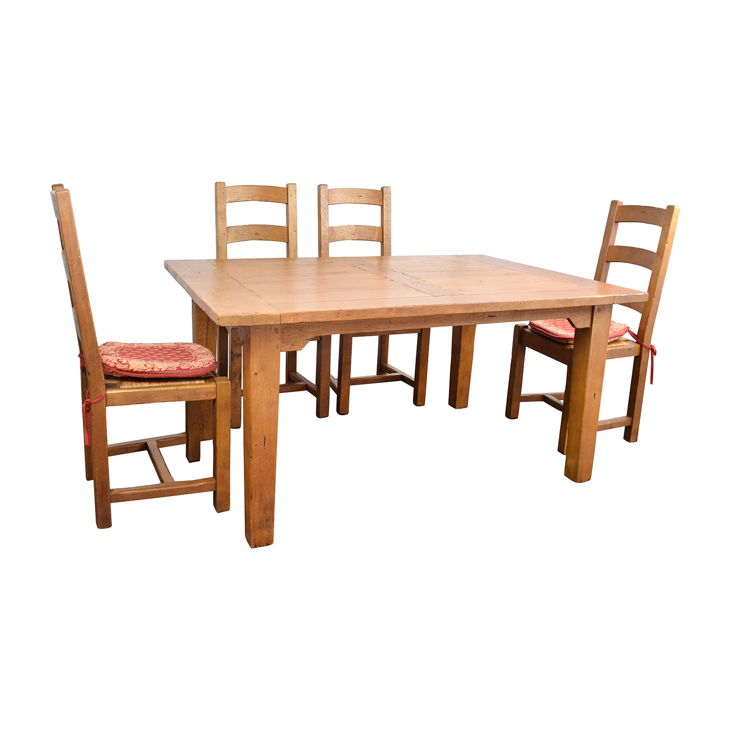 Buy Crate And Barrel French Farm Dining Set Online