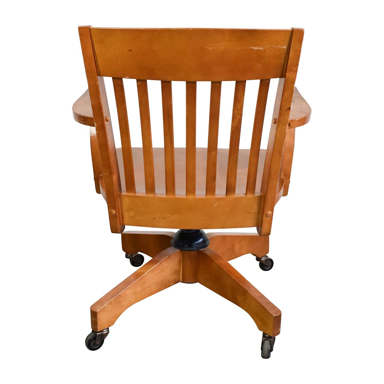 Pottery Barn Pottery Barn Swivel Desk Chair / Chairs