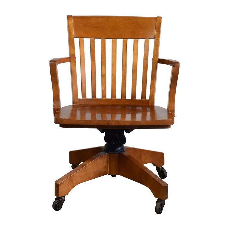 Pottery Barn Pottery Barn Swivel Desk Chair price