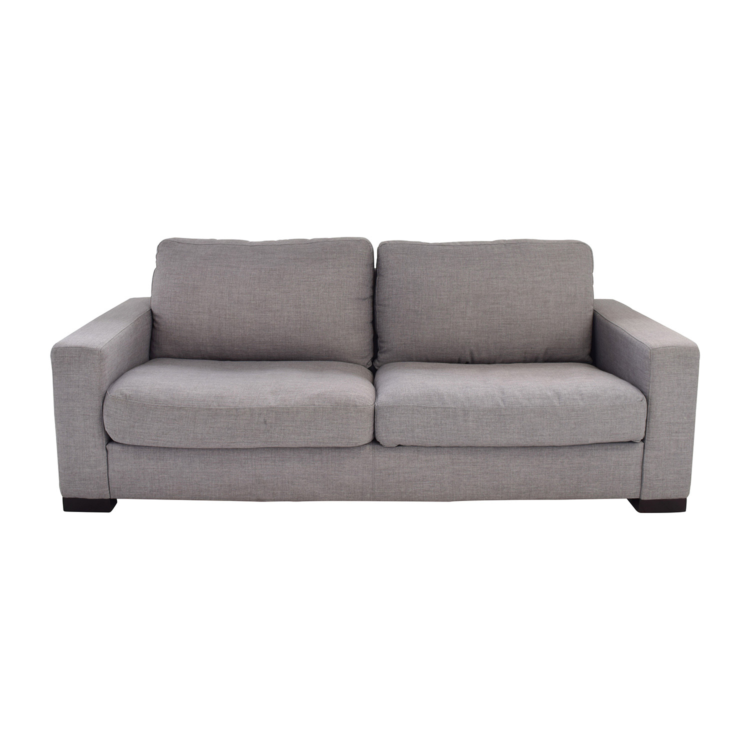 YLIVING YLIVING Cooper Grey Sofa discount