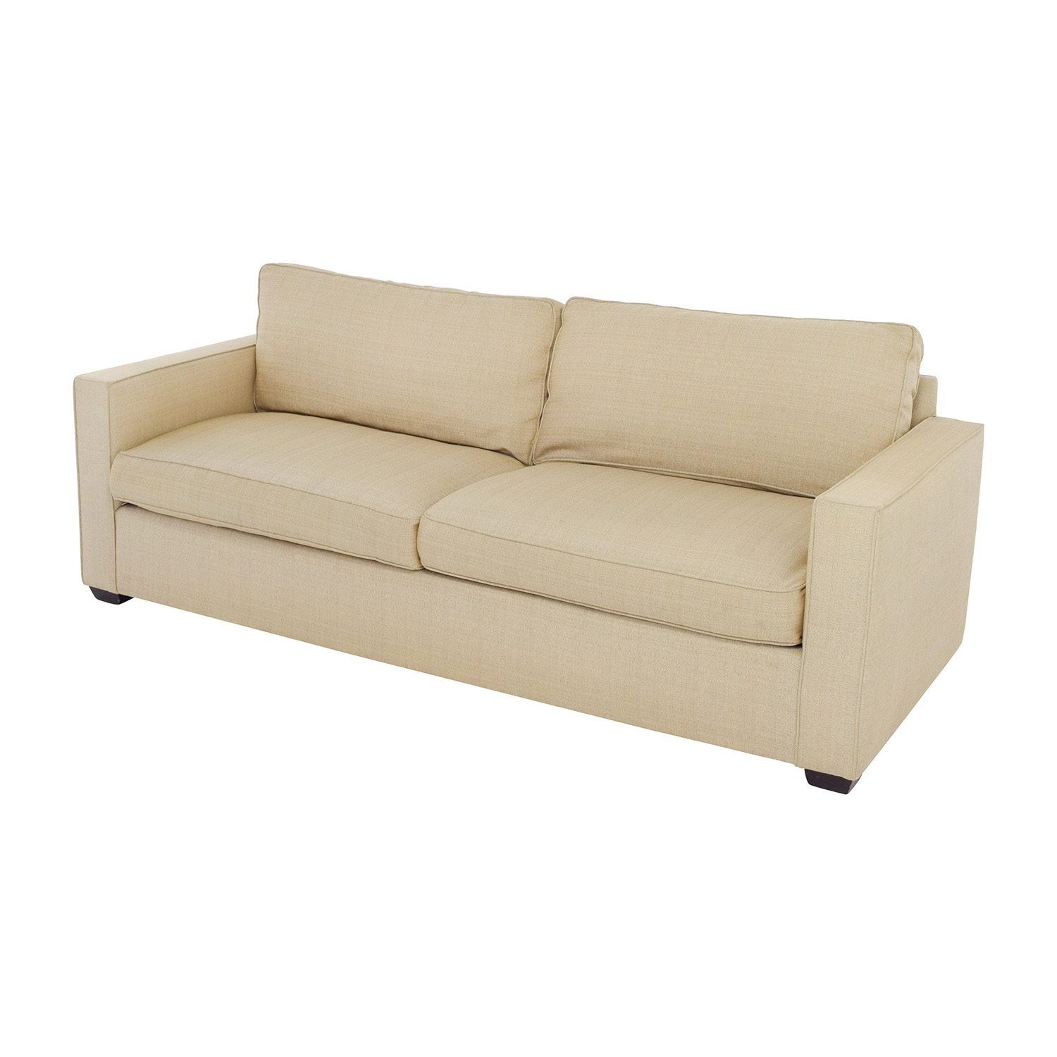 65 Off Room And Board Room Board Beige Two Cushion