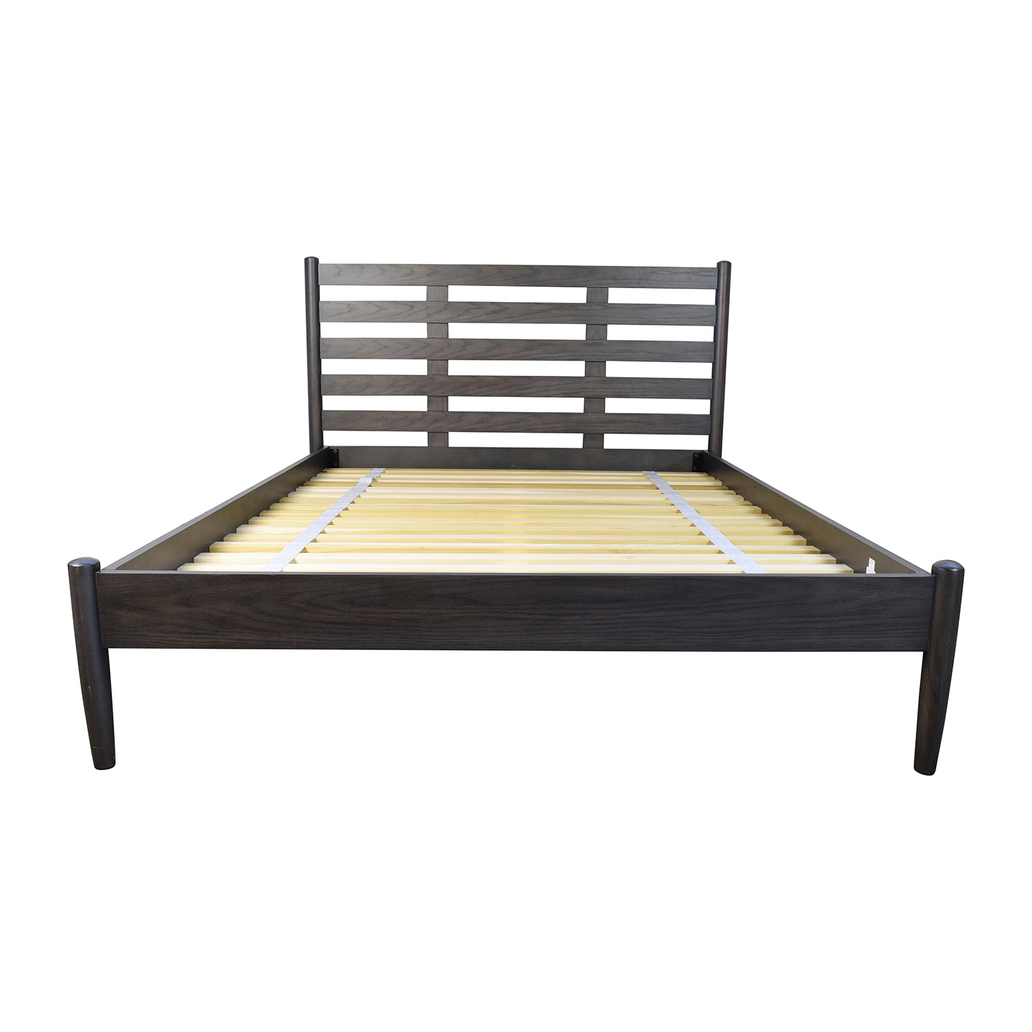 Crate and barrel bed frame custom atwood bed without bookcase footboard crate and barrel Queen bed and mattress