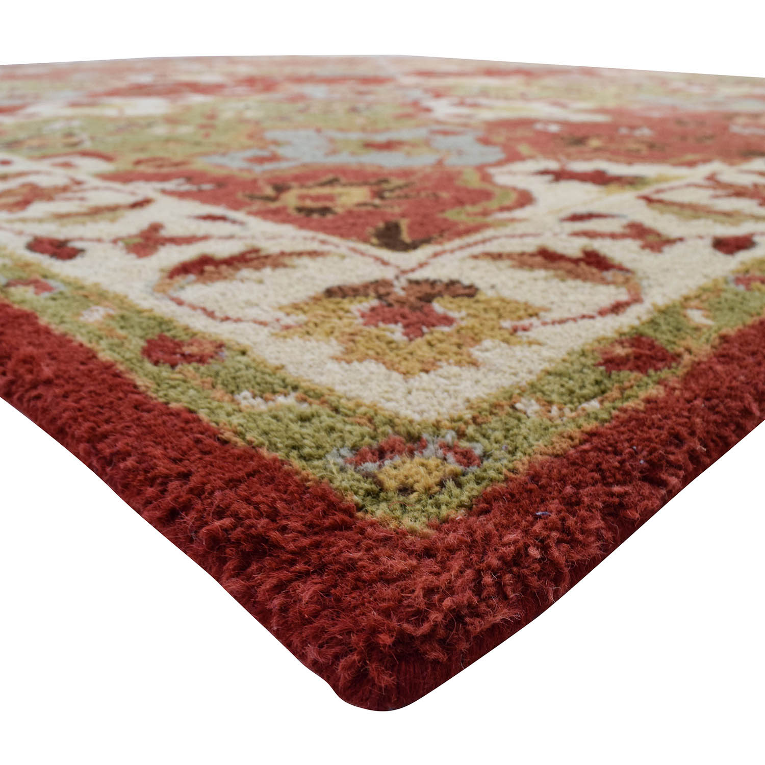Pottery Barn Persian Patterned Rug