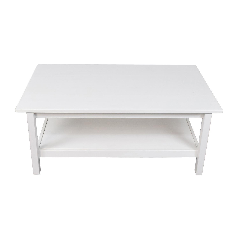 - 27% OFF - IKEA IKEA Hemnes Coffee Table / Tables