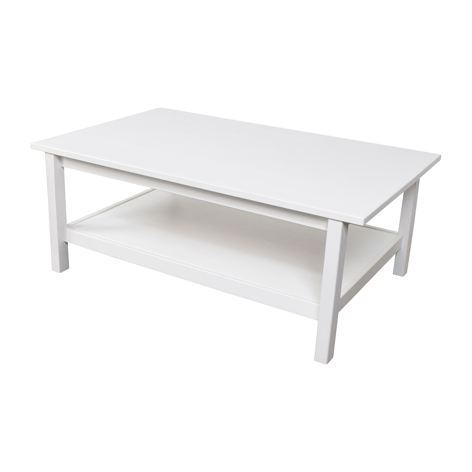 27 Off Ikea Ikea Hemnes Coffee Table Tables