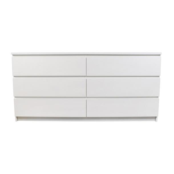 shop ikea white dresser