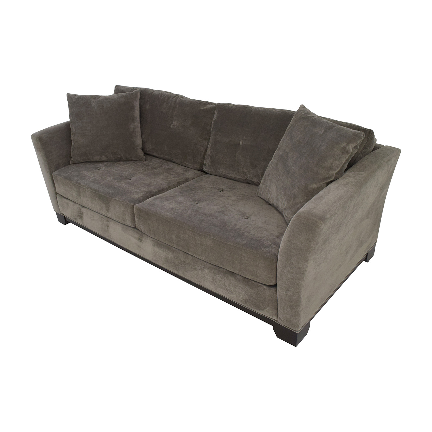 Grey Tufted Sofa Pigment Gus Modern Jane Bisectional Sofa Http