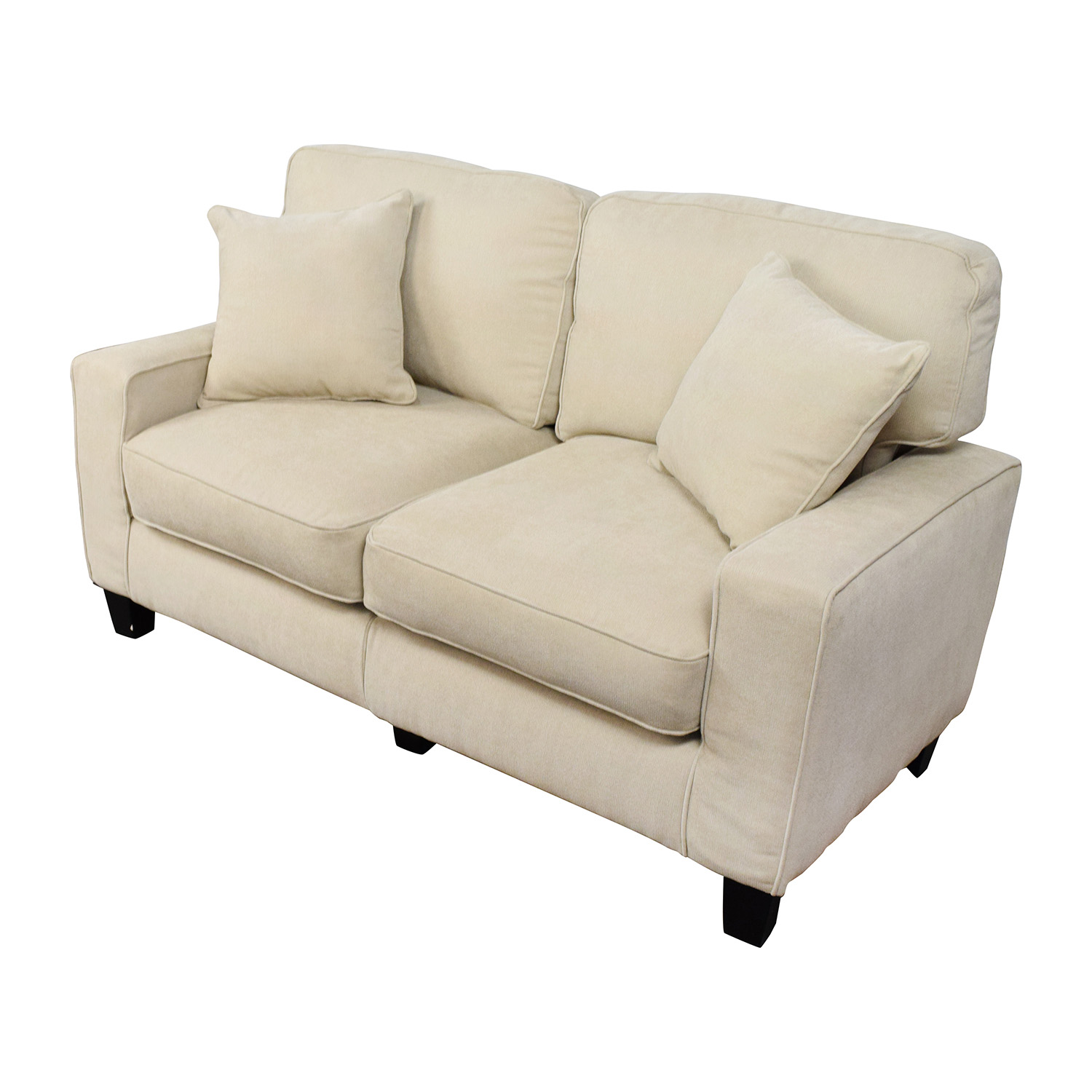 39 Off Target Target Tan Loveseat Sofa Sofas