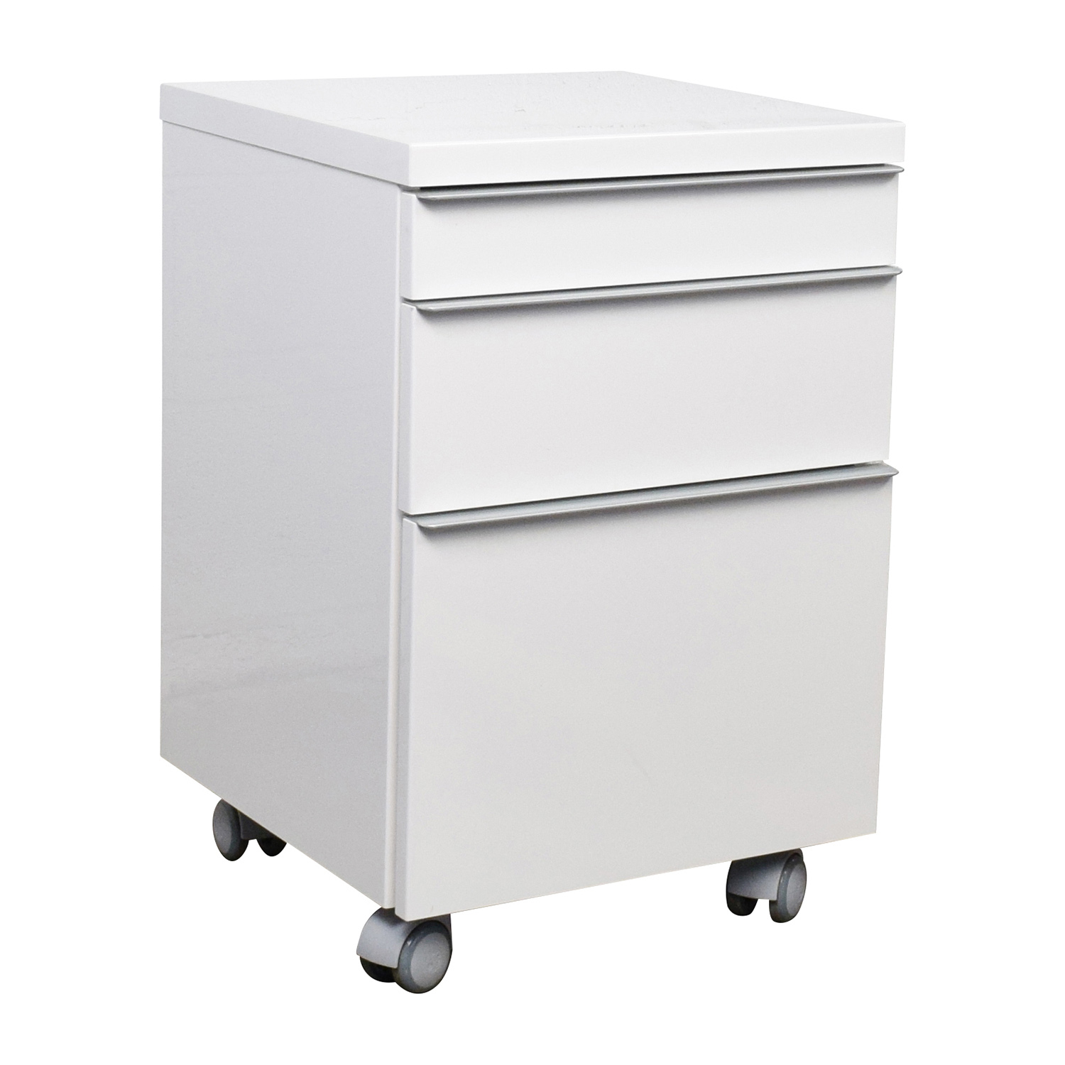 File Cabinet Storage Bins
