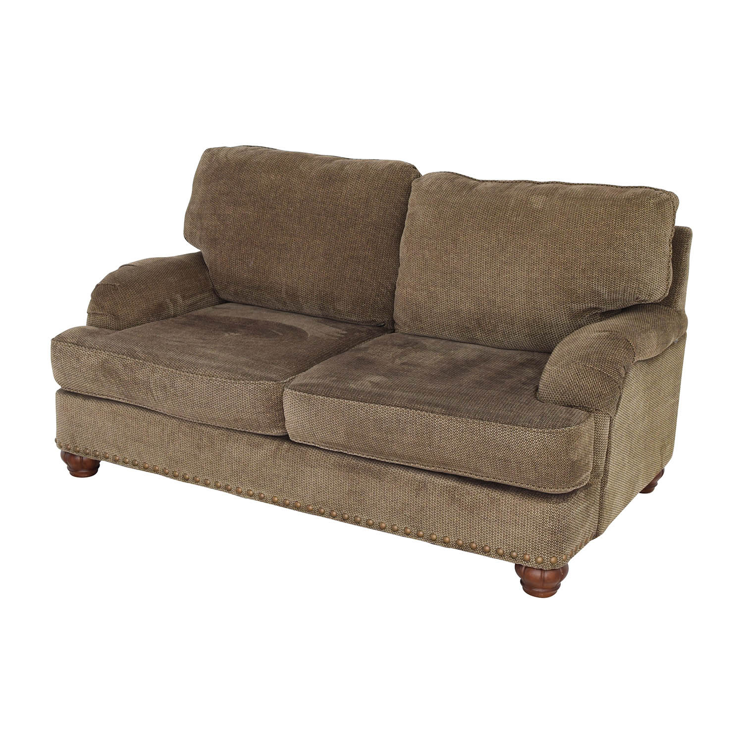 78 off ashley furniture ashley furniture barclay place for Couch and loveseat