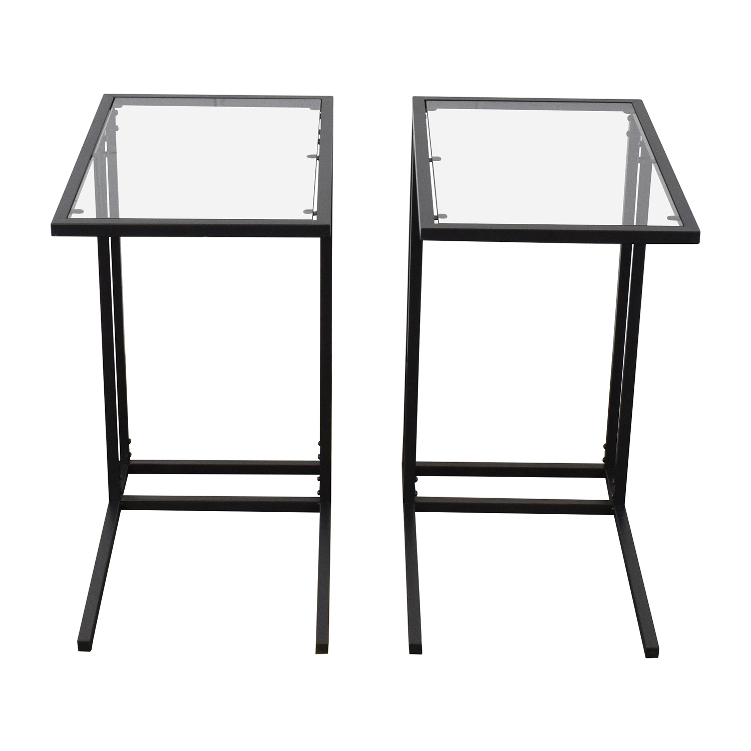 ... IKEA IKEA Glass End Tables Tables ...