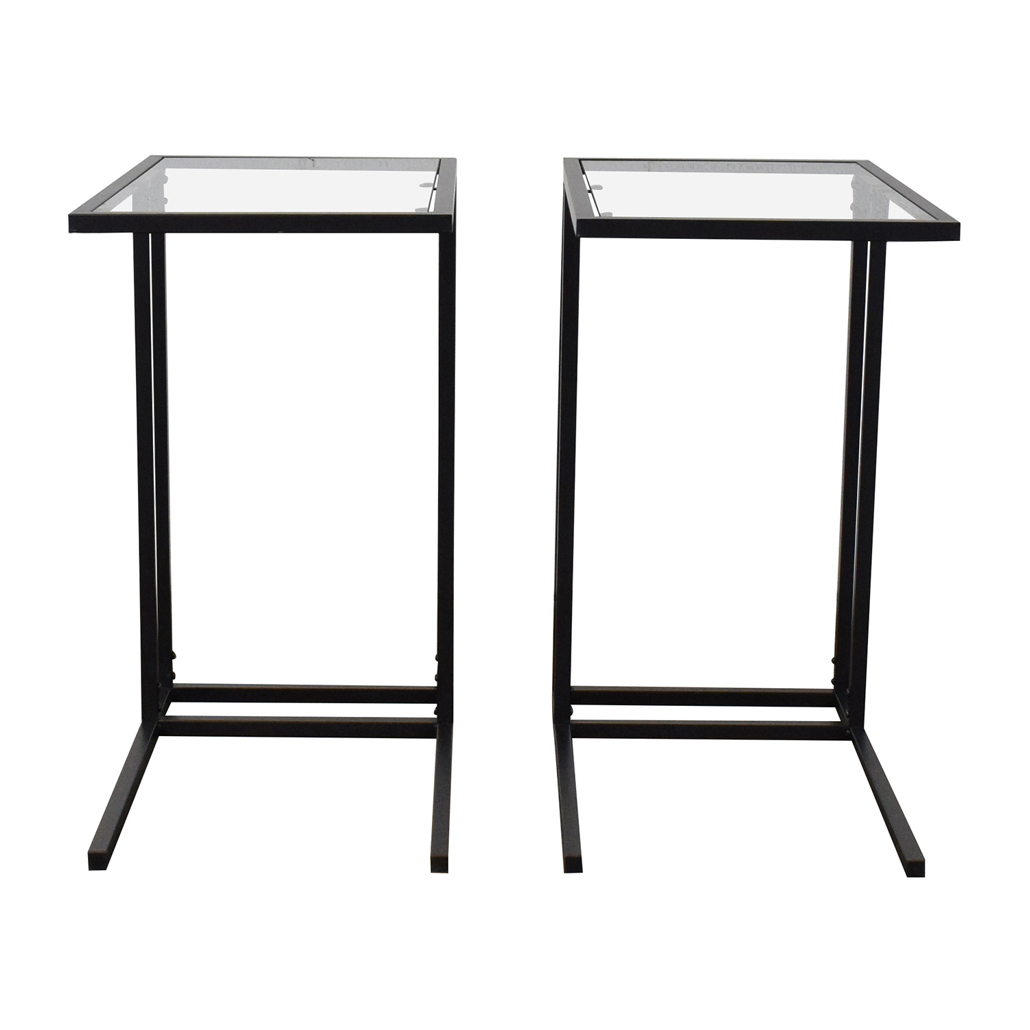 shop IKEA Glass End Tables IKEA