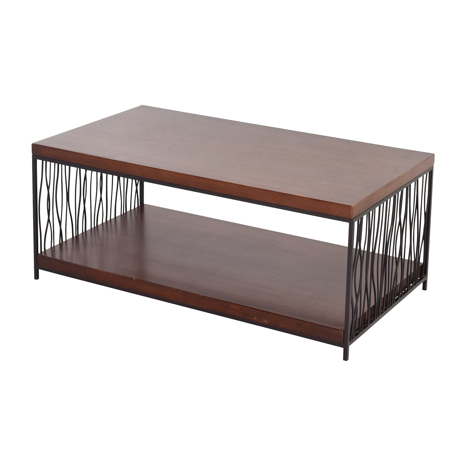 75 Off Crate And Barrel Crate Barrel Coffee Table Tables