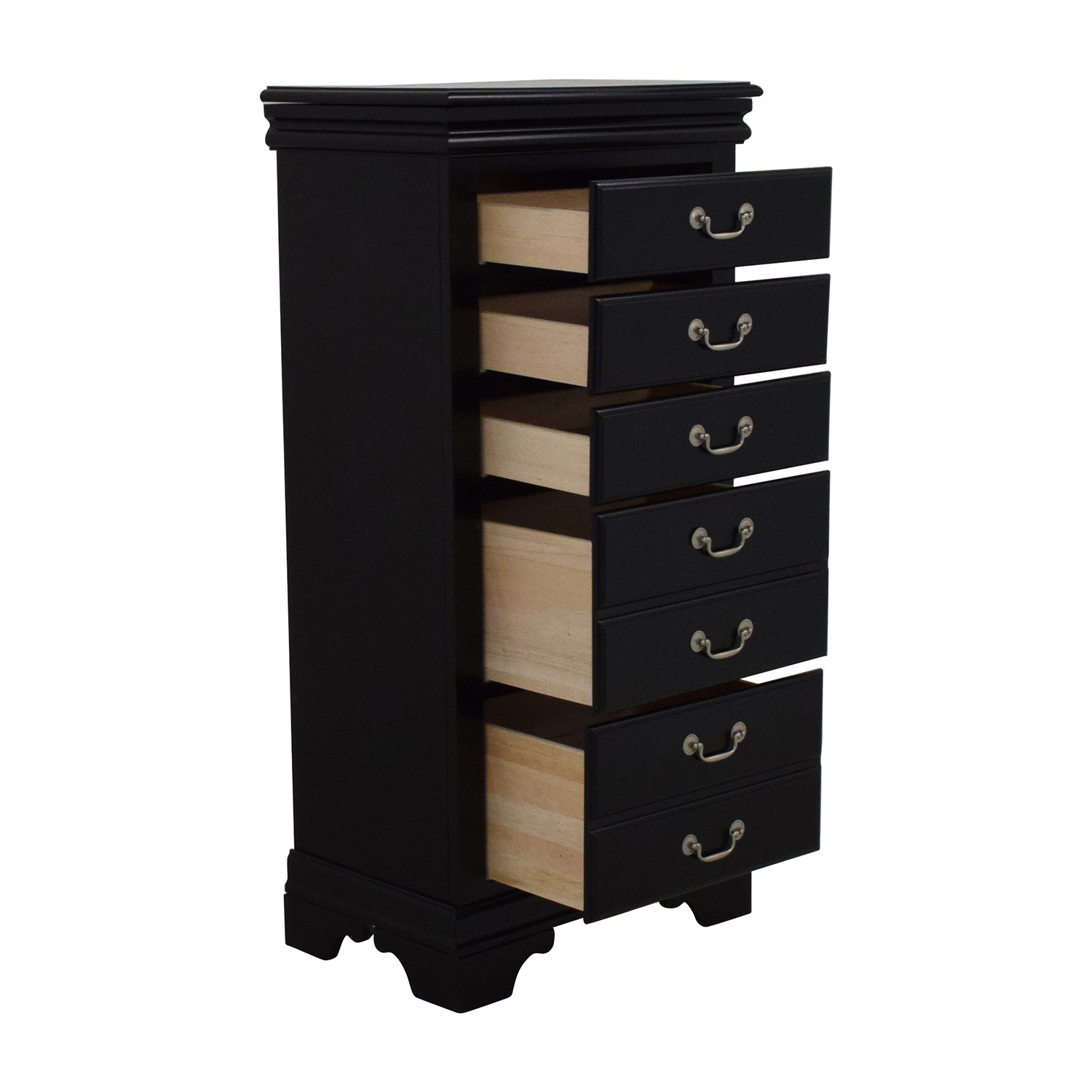 48 Off Bob 39 S Furniture Bob 39 S Furniture Louie Tall 7 Drawer Dresser Storage
