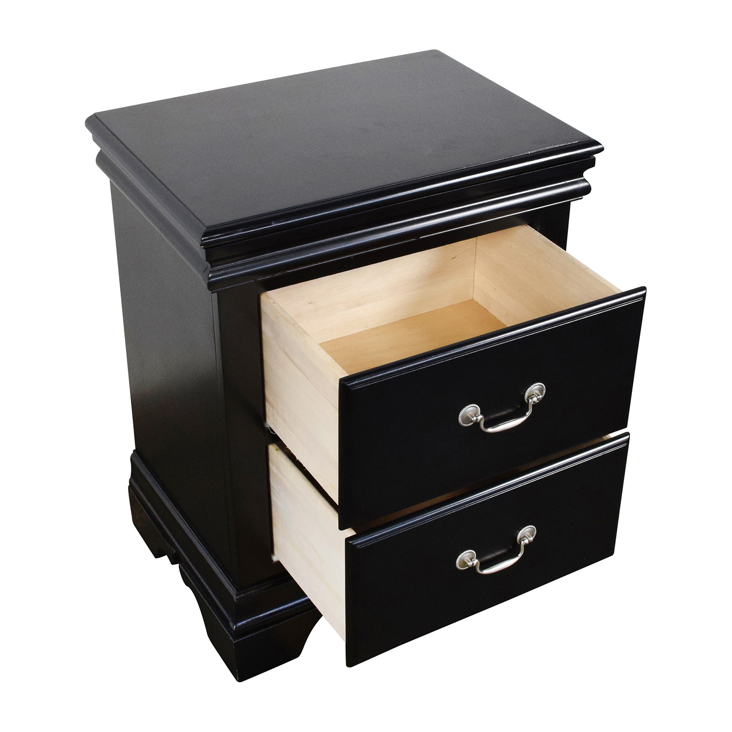 83 Off Bob 39 S Furniture Bob 39 S Furniture Louie Nightstand Tables