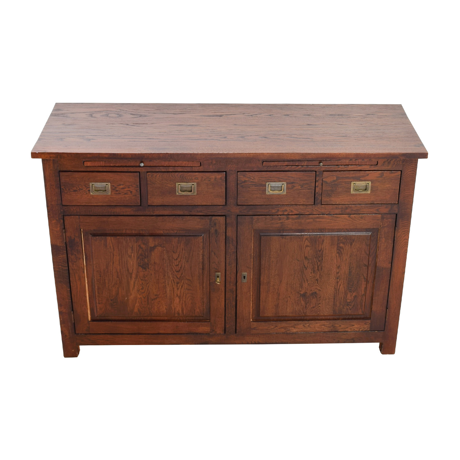 Crate and Barrel Crate & Barrel Bordeaux Buffet Sideboard used