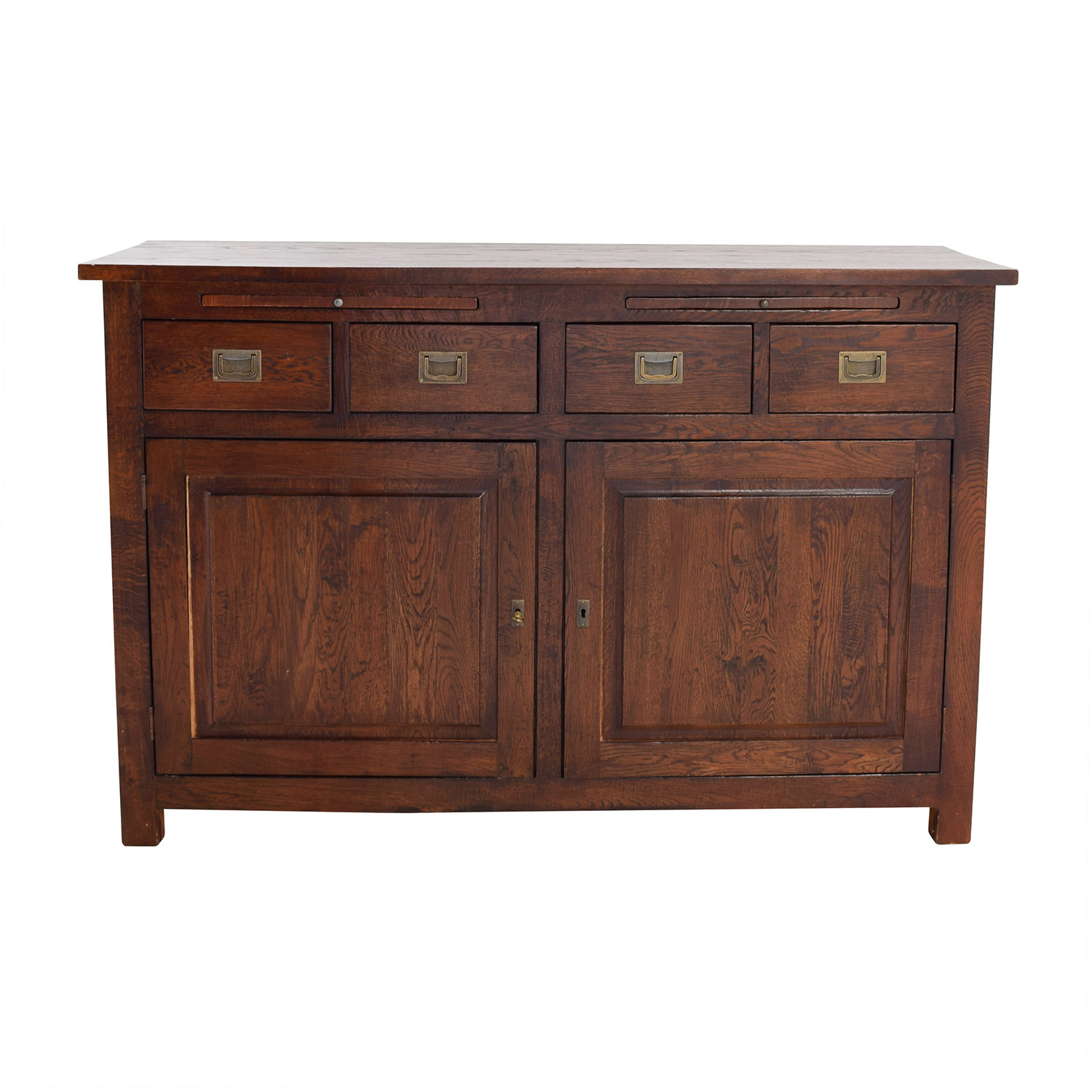 Crate and Barrel Crate & Barrel Bordeaux Buffet Sideboard Storage
