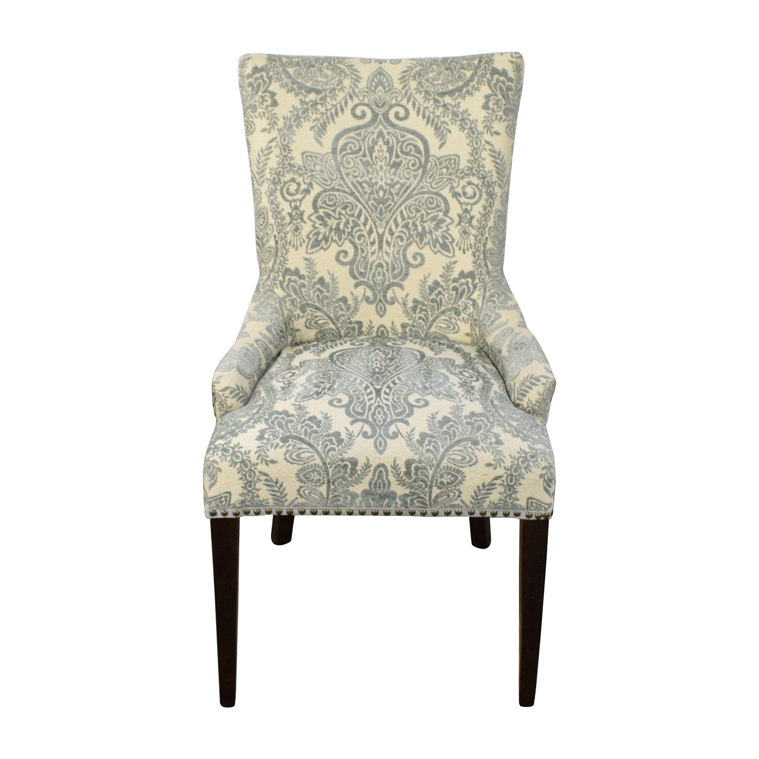 ... Shop Pier 1 Imports Adelle Collection Smoke Blue Dining Chair Pier 1  Imports Accent Chairs ...