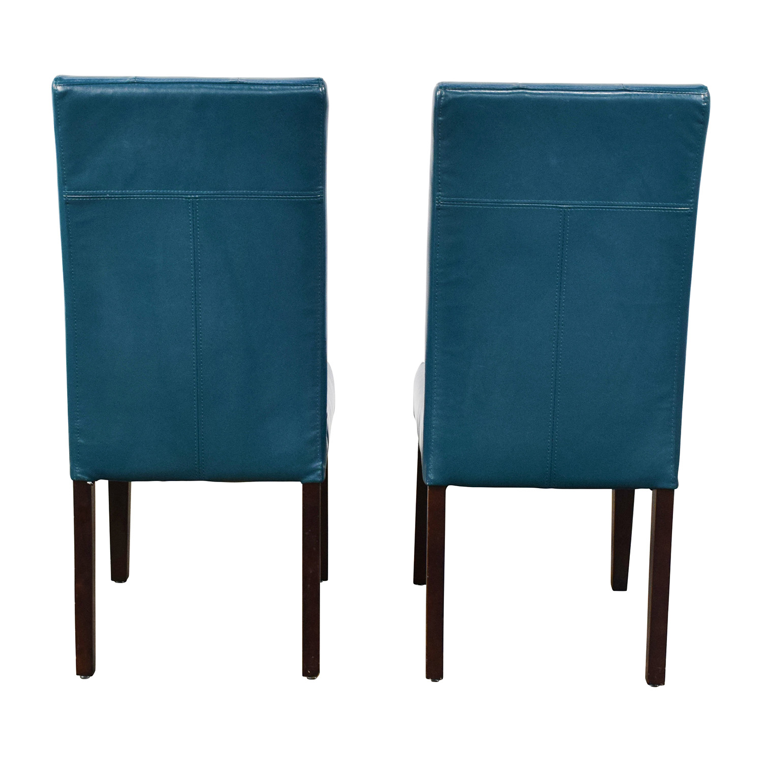 Groovy 76 Off Pier 1 Pier 1 Imports Mason Collection Teal Dining Chairs Chairs Creativecarmelina Interior Chair Design Creativecarmelinacom