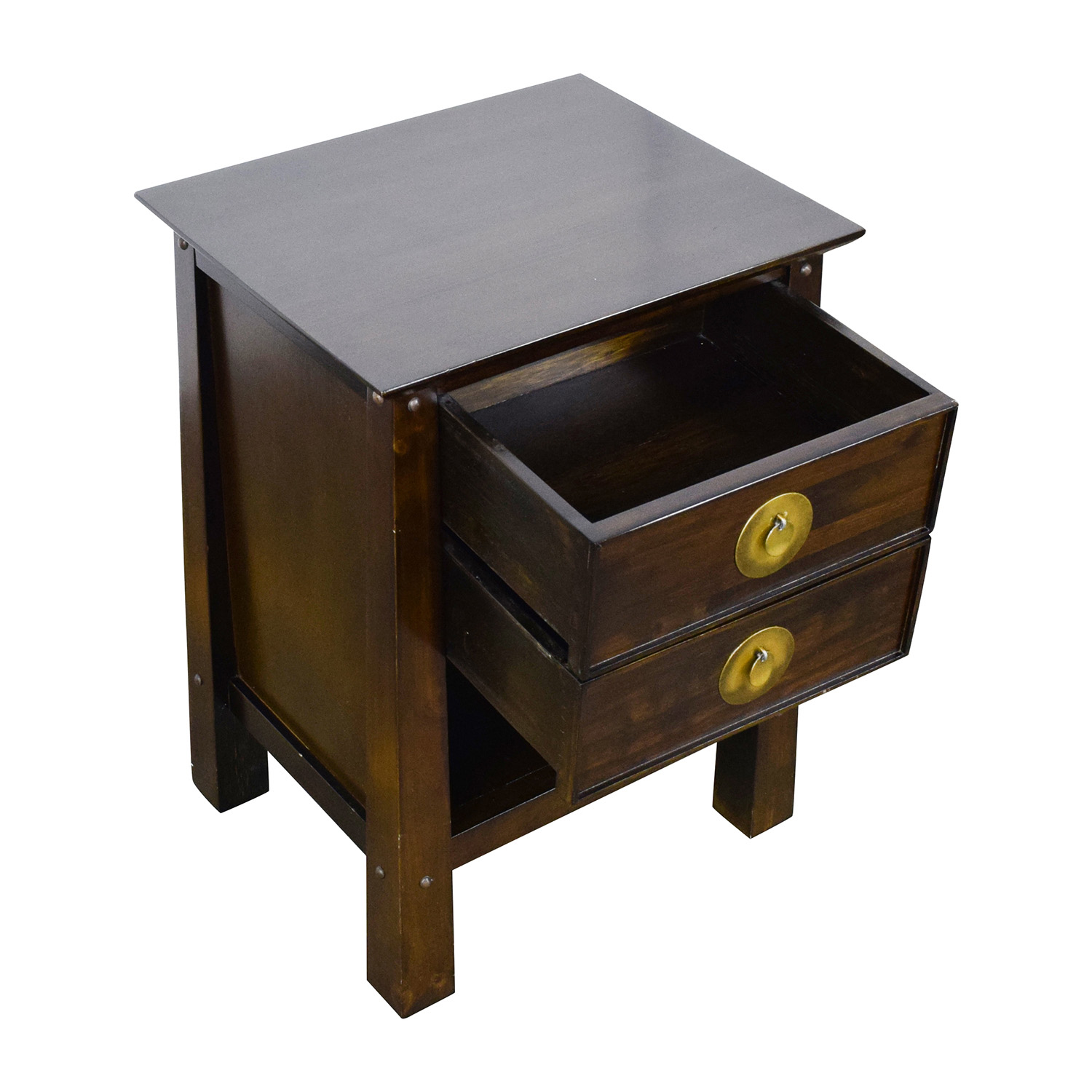 Espresso Nightstand Small Tall Espresso Nightstand For Side Table Ideas Pier 1 Imports Pier 1